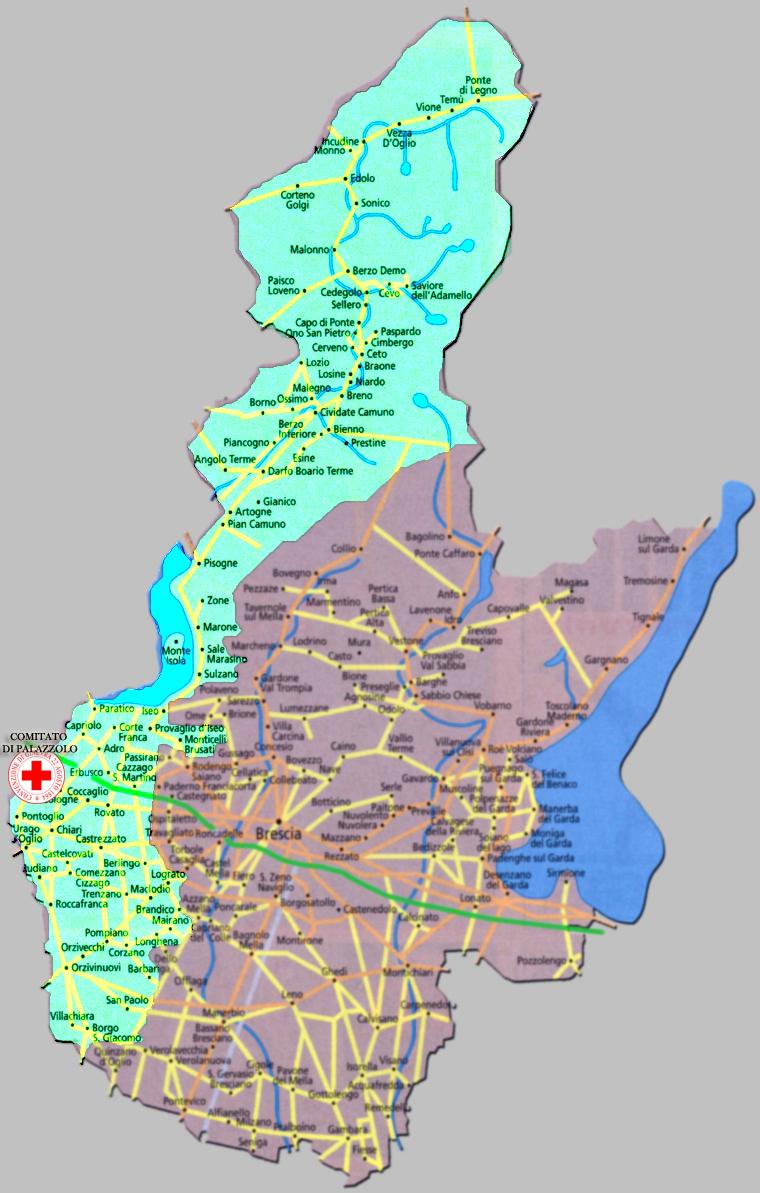 Croce rossa palazzolo ambito territoriale for Arredamenti brescia e provincia