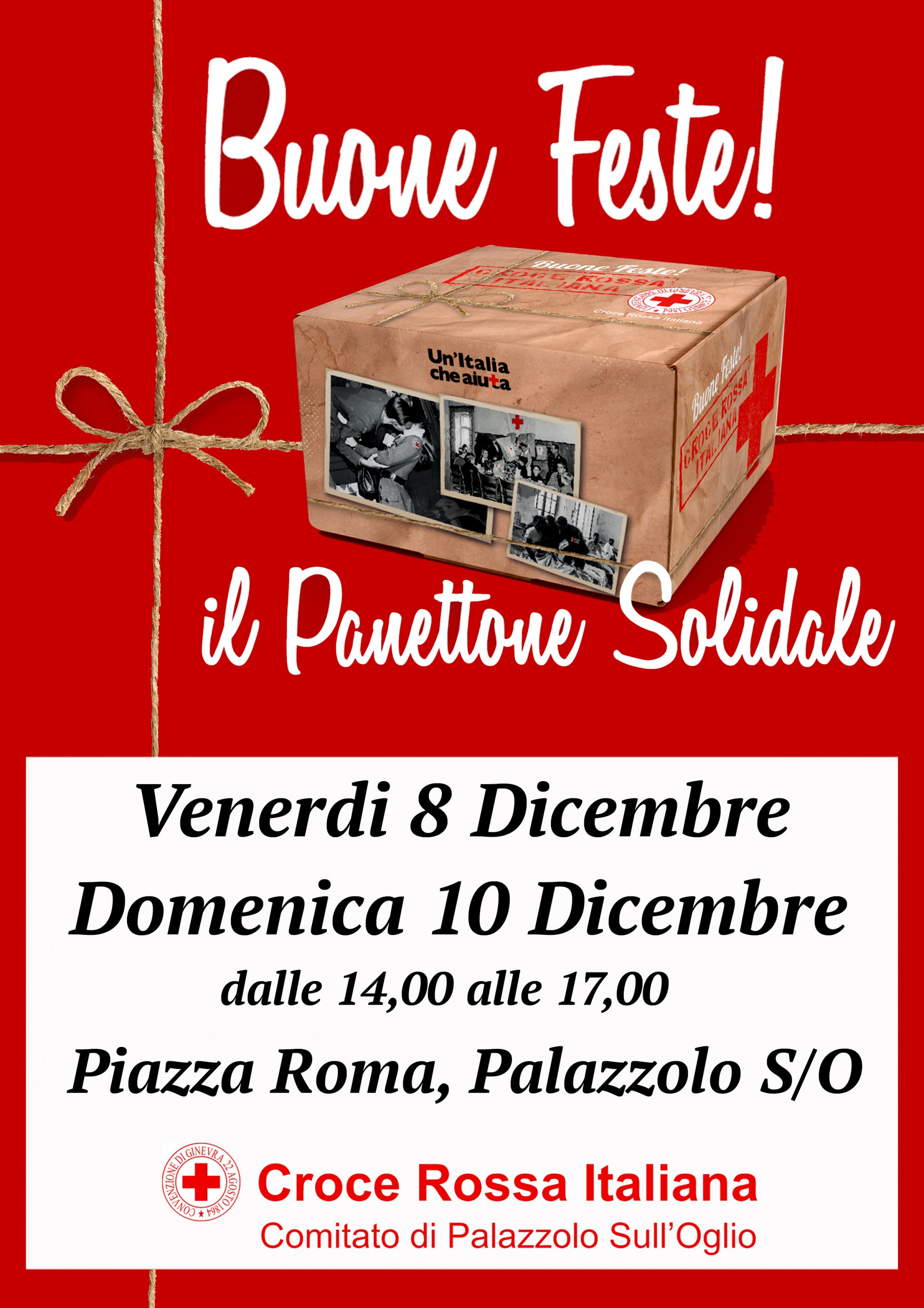 Panettone solidale 2017